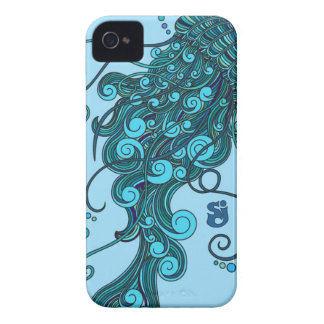 Carcasa Para iPhone 4 De Case-Mate SCI - Medusas - incidente del queso de secuencia -