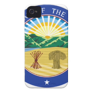 Carcasa Para iPhone 4 De Case-Mate Sello del estado de Ohio
