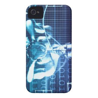 Carcasa Para iPhone 4 De Case-Mate Tecnologías integradas en un concepto llano global