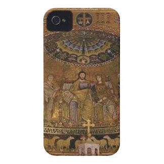 Carcasa Para iPhone 4 De Case-Mate Templo del arco de la bóveda de la iglesia