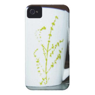 Carcasa Para iPhone 4 De Case-Mate ¡Tenga un té de O de la taza!