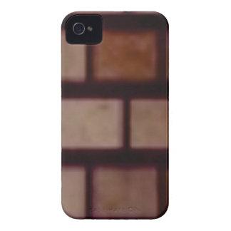 Carcasa Para iPhone 4 De Case-Mate textura del albañil