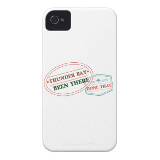 Carcasa Para iPhone 4 De Case-Mate Thunder Bay allí hecho eso
