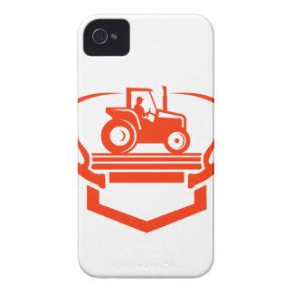 Carcasa Para iPhone 4 De Case-Mate Tractor de la asta de los ciervos de la cola