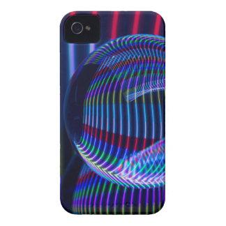 Carcasa Para iPhone 4 De Case-Mate Tres bolas llenas