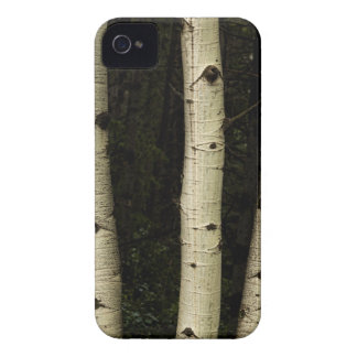 Carcasa Para iPhone 4 De Case-Mate Tres pilares del bosque