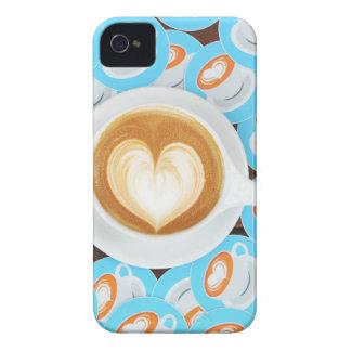 Carcasa Para iPhone 4 De Case-Mate Un corazón suave