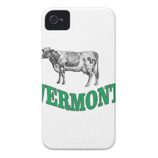 Carcasa Para iPhone 4 De Case-Mate Vermont verde