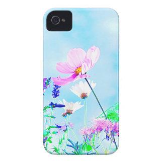 Carcasa Para iPhone 4 De Case-Mate Wildflowers en naturaleza