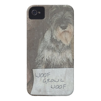 Carcasa Para iPhone 4 De Case-Mate WoofBarkWoof