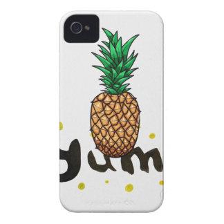 Carcasa Para iPhone 4 De Case-Mate yum_ananasli