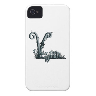 Carcasa Para iPhone 4 diseño del vegano