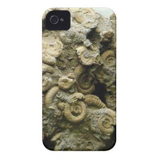 Carcasa Para iPhone 4 el fósil descasca arte