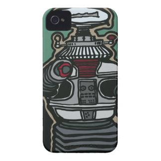 Carcasa Para iPhone 4 El robot (B-9)