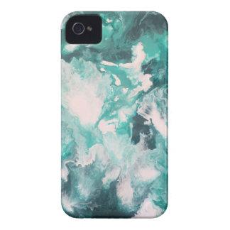 Carcasa Para iPhone 4 En el verde