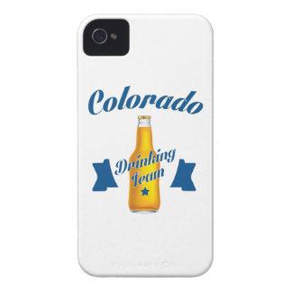 Carcasa Para iPhone 4 Equipo de consumición de Colorado