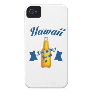 Carcasa Para iPhone 4 Equipo de consumición de Hawaii