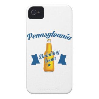 Carcasa Para iPhone 4 Equipo de consumición de Pennsylvania