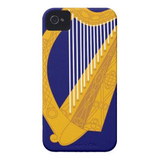 Carcasa Para iPhone 4 Escudo de armas de Irlanda - emblema irlandés