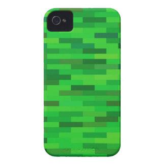 Carcasa Para iPhone 4 fondo verde