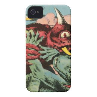 Carcasa Para iPhone 4 Gorgo y monstruo de los Cyclops