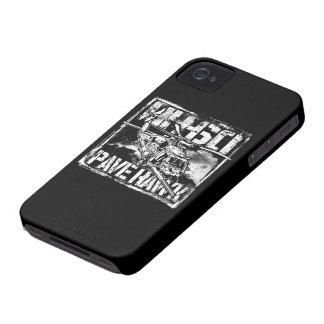 Carcasa Para iPhone 4 HH-60 pavimentan iPhone del halcón/la caja del