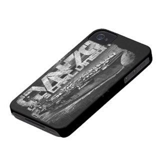 Carcasa Para iPhone 4 iPhone de Carl Vinson de portaaviones/caso del