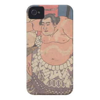 Carcasa Para iPhone 4 Japonés Woodprint 5