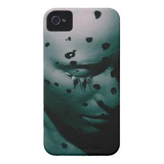 Carcasa Para iPhone 4 La señora durmiente de las ondas