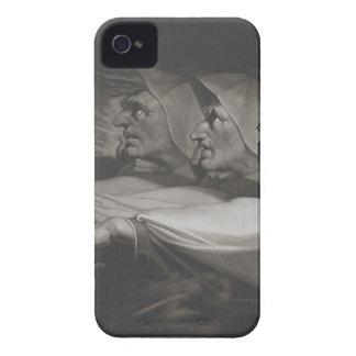 Carcasa Para iPhone 4 Las hermanas extrañas (Shakespeare, Macbeth)