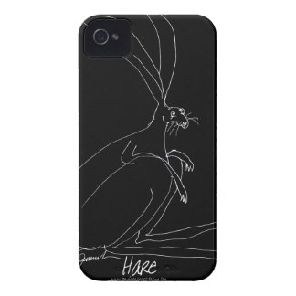 Carcasa Para iPhone 4 liebres mágicas