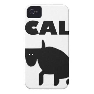 Carcasa Para iPhone 4 lo llamo fuerza del toro
