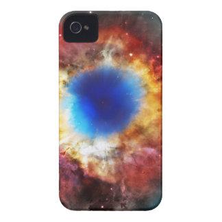 Carcasa Para iPhone 4 Nebulosa de la hélice