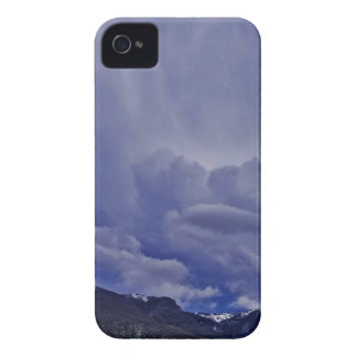Carcasa Para iPhone 4 Nubes 1 del arrastramiento