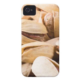 Carcasa Para iPhone 4 Opinión macra del primer de un grupo de pistacho