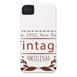 Carcasa Para iPhone 4 original del vintage