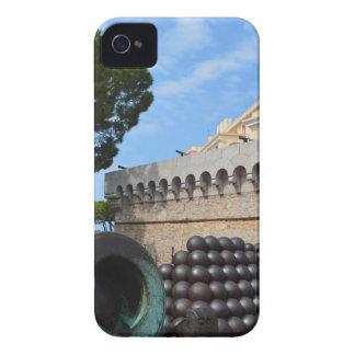 Carcasa Para iPhone 4 Palacio de Mónaco - obuses y cañones