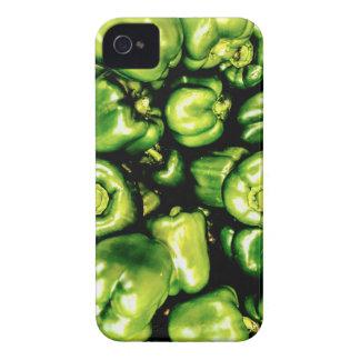 Carcasa Para iPhone 4 Paprikas Verdes