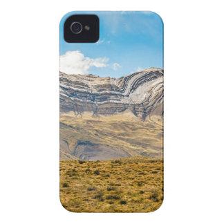 Carcasa Para iPhone 4 Patagonia la Argentina de las montañas Nevado los