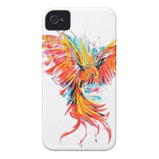 Carcasa Para iPhone 4 Phoenix
