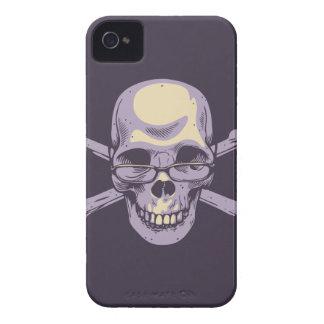 Carcasa Para iPhone 4 Pirata Nerdy