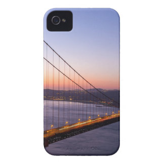 Carcasa Para iPhone 4 Puente Golden Gate San Francisco en la salida del