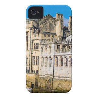 Carcasa Para iPhone 4 Río Ouse del consistorio de la ciudad de York