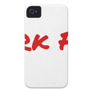 Carcasa Para iPhone 4 Rojo de la comida del tiburón