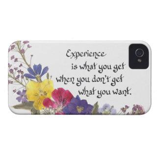 Carcasa Para iPhone 4 Sabiduría chistosa