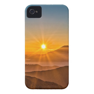 Carcasa Para iPhone 4 Salida del sol