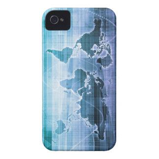 Carcasa Para iPhone 4 Soluciones globales de la tecnología en el