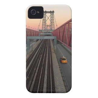 Carcasa Para iPhone 4 Taxi de Brooklyn