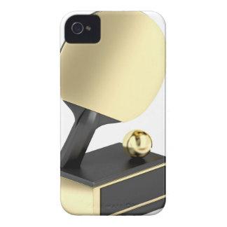 Carcasa Para iPhone 4 Trofeo de los tenis de mesa
