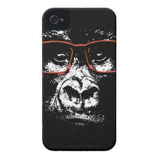 Carcasa Para iPhone 4 Vidrios del rojo del gorila